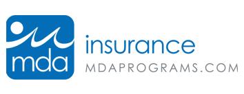 MDA Insurance Logo
